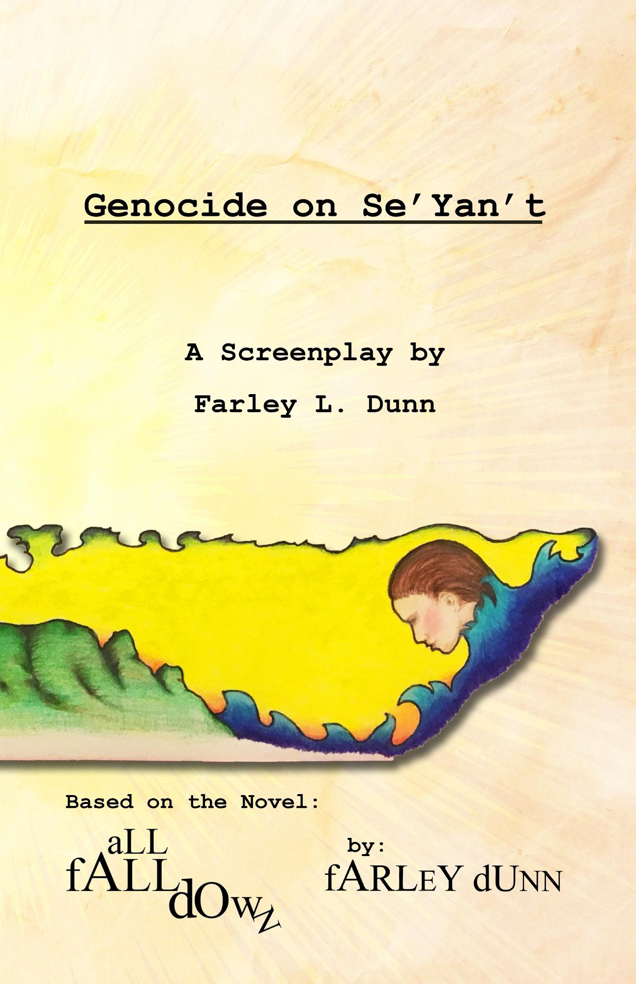 Genocide on SeYant Cover for Kindle